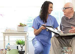 Registered nursing, home care support workers and RPN nursing care options